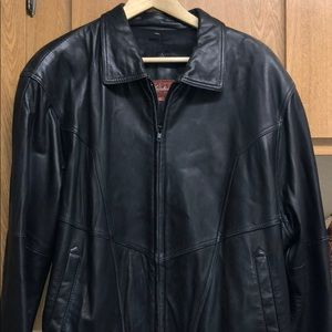 Lucchese Vintage Leather Jacket